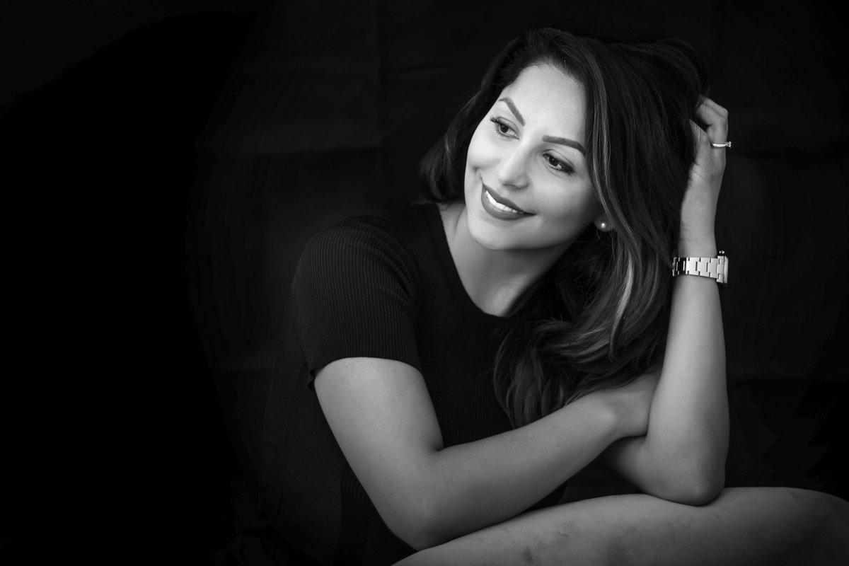 Liljana Turbic-Jasarovska Gründerin und Geschäftsführerin von Das Parfum and Beauty